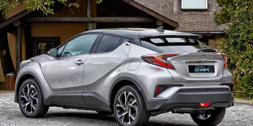 Yeni bir soluk Toyota C-HR