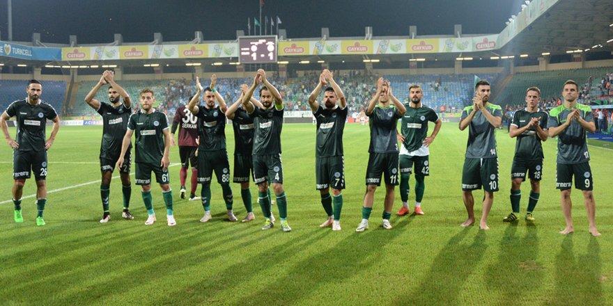 Atiker Konyaspor'a Boğaziçi'nden ödül