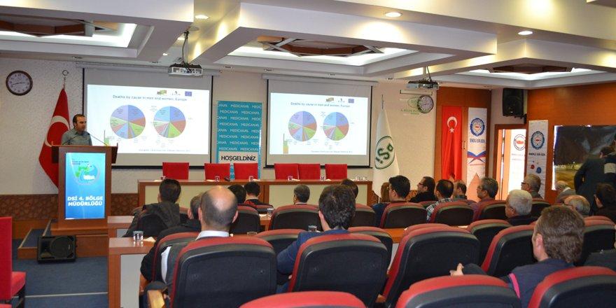 Medicana Konya'dan Memur-Sen'e sağlık semineri
