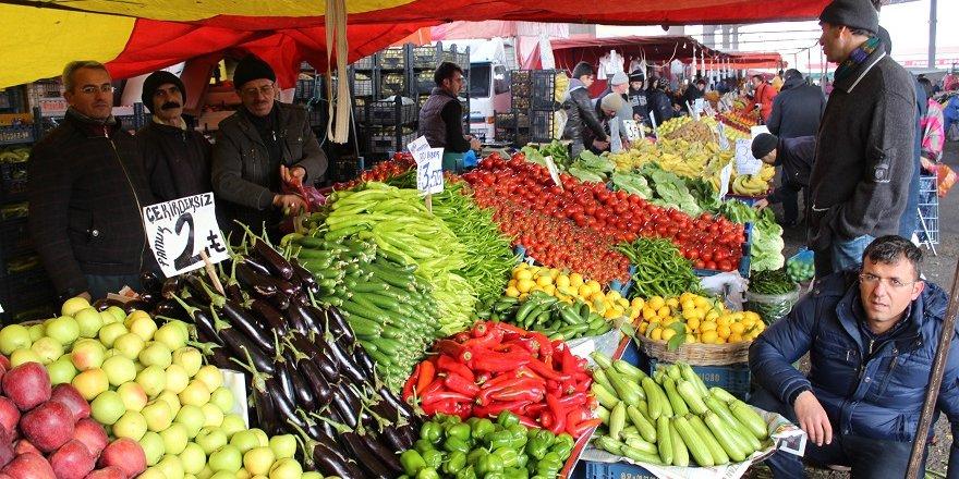 Sebze ve meyve fiyatları memnun ediyor