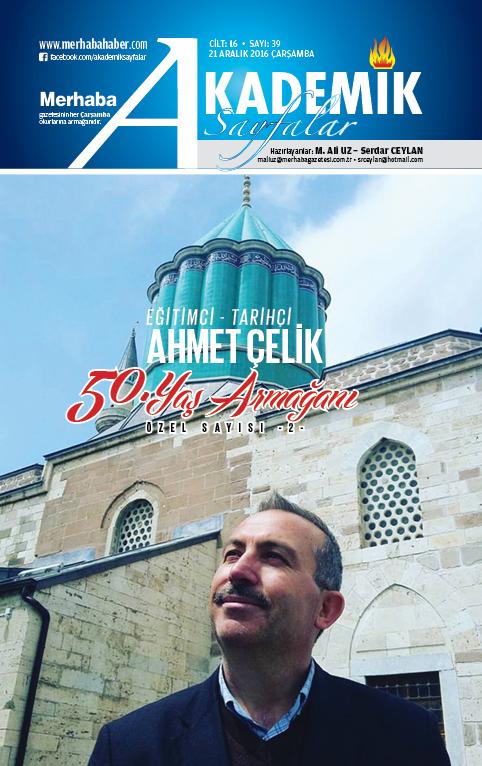 Cilt-16, Sayı-39, 21 Aralık 2016