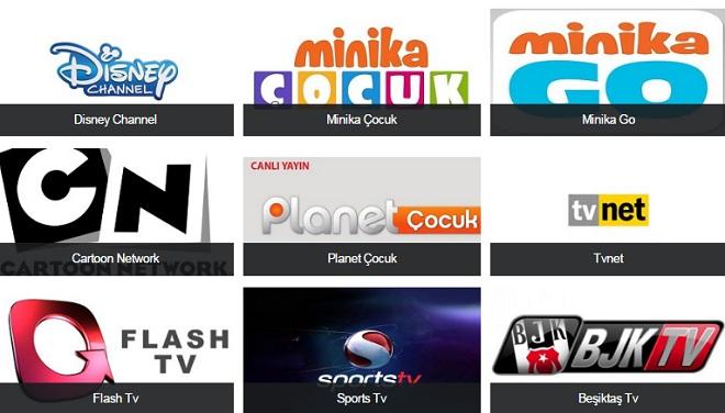 Canlı Tv Çocuk Kanalları - Minika Go ve Minika Çocuk