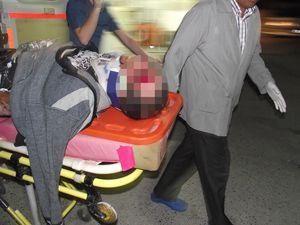 Konyada trafik kazaları