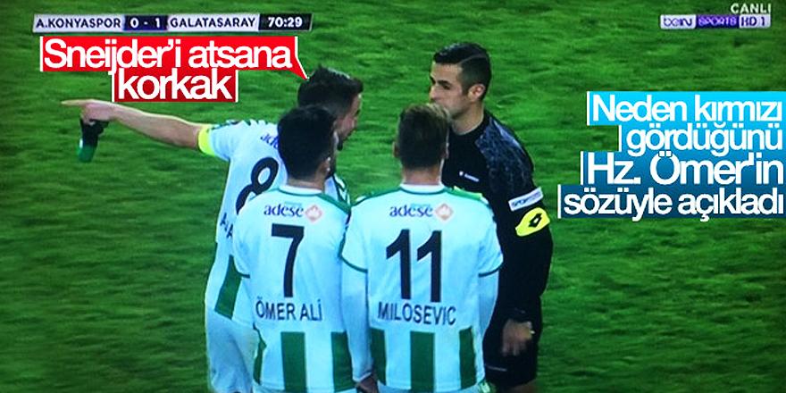 Ali Çamdalı'dan Mete Kalkavan'a: Korkaksın