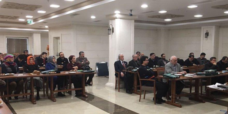 Yeşilay Konya'da Taşkapu yeniden başkan oldu