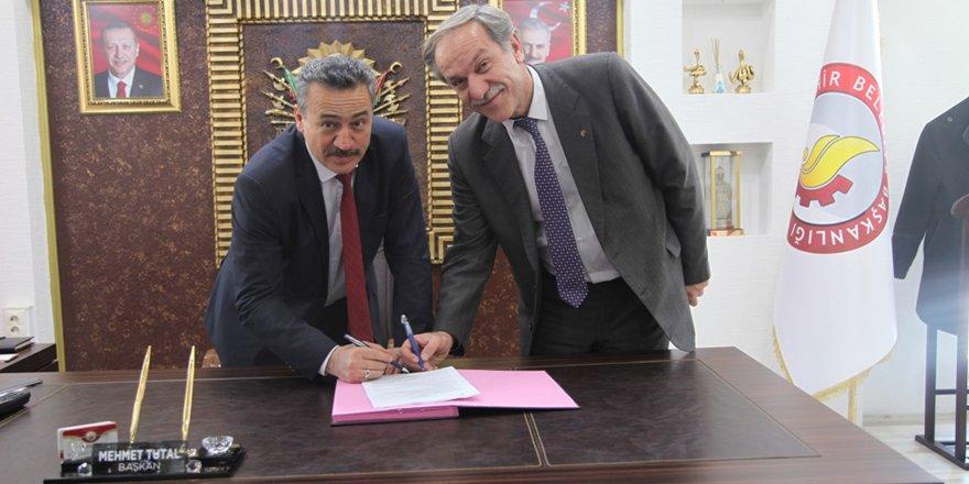 Seydişehir Belediyesinde toplu sözleşme
