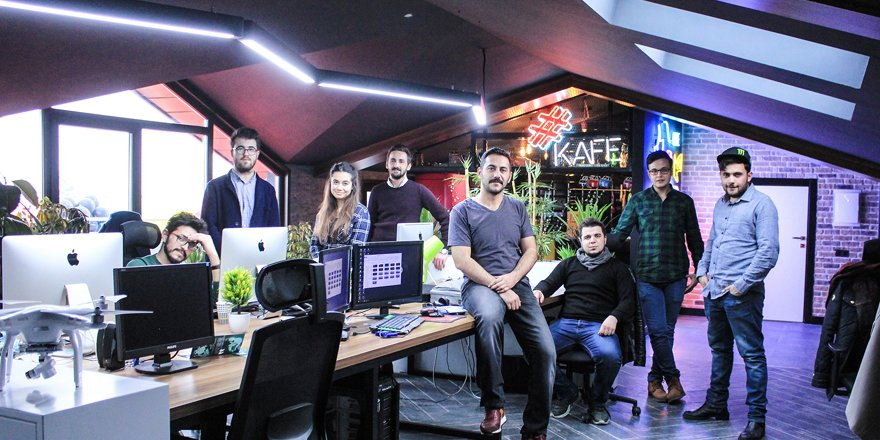 DKC Workshop yeni ofisinde hizmette
