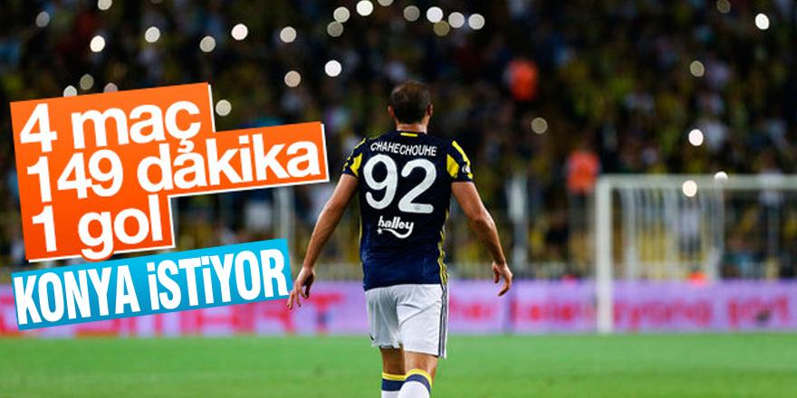 Konyaspor'da her şey Aatif için