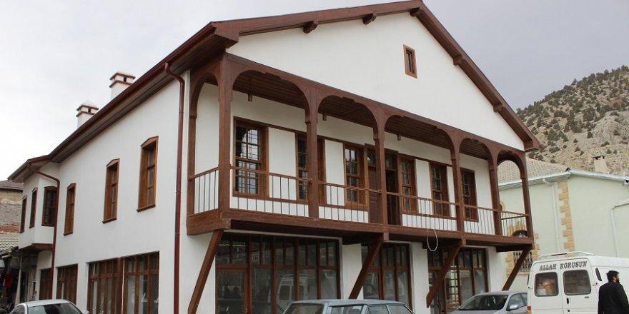 Bozkır Kültür Müzesi açılacak