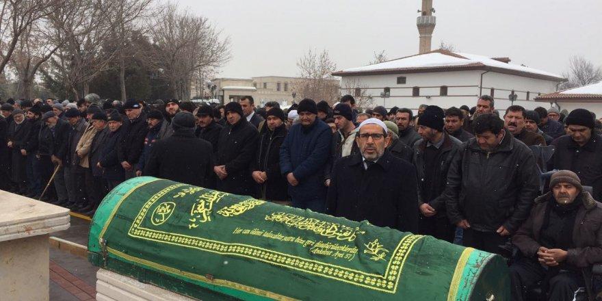 Hasan Özütemiz'in amcası vefat etti