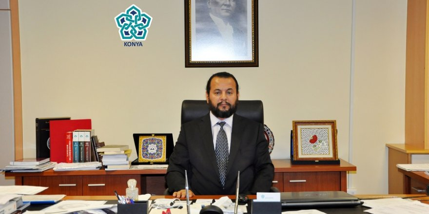 Mehmet Akgül  rektör atandı