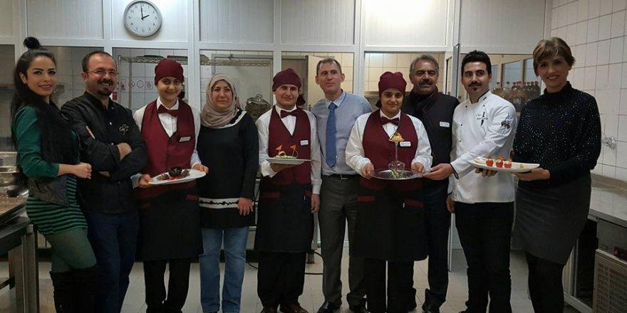 Özel Öğrenciler Rixos Konya'da