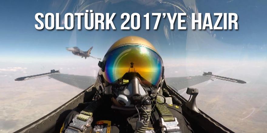 SOLOTÜRK 2017 sezonuna hazır