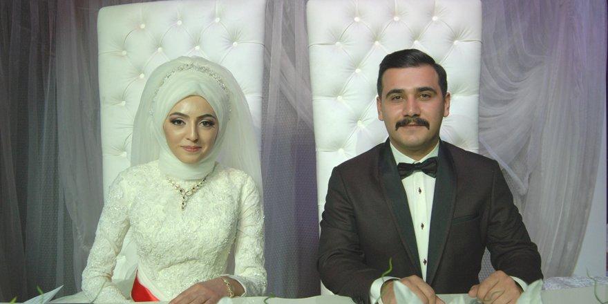 Eşgin–Bozkırlı aileleri evlatlarını evlendirdi