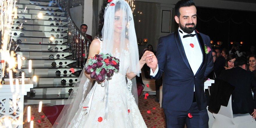 KTB Meclis Başkanı Öcal kızını evlendirdi