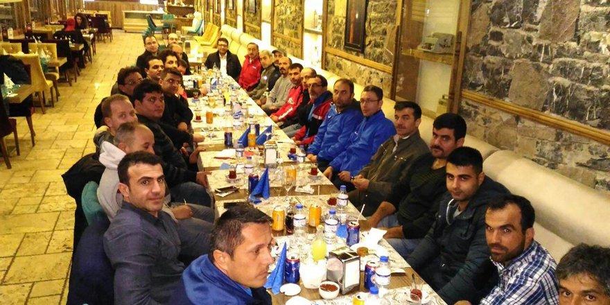 Seydişehir Belediyesi'nden sporculara danışmanlık hizmeti
