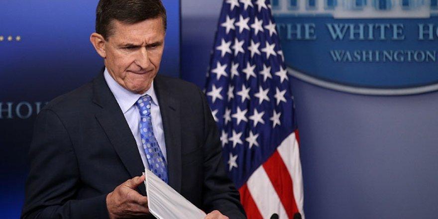 Flynn istifa etti