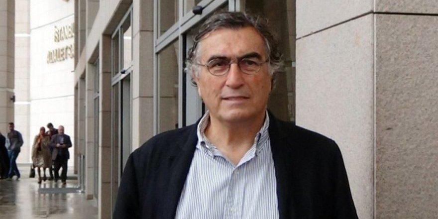 Gazeteci Hasan Cemal 1 yıl 3 ay hapse mahkum edildi