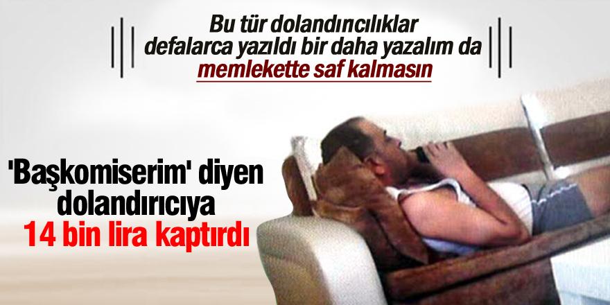 Konya'da telefon dolandırıcılığı iddiası