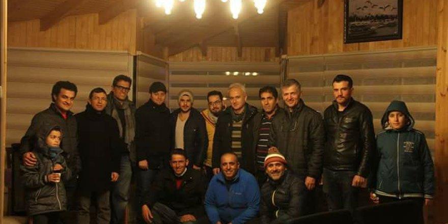 Beyşehir'de fotoğrafseverler, etkinlikte buluştu