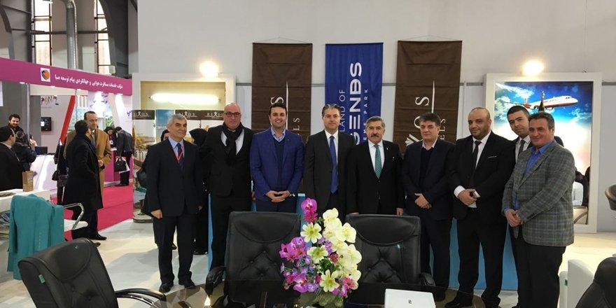 İranlı heyetten Konya'ya büyük ilgi