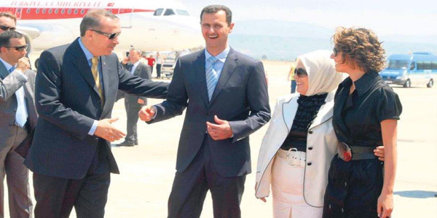 Economist: Erdoğan, Esad'ı devirmekten vazgeçti
