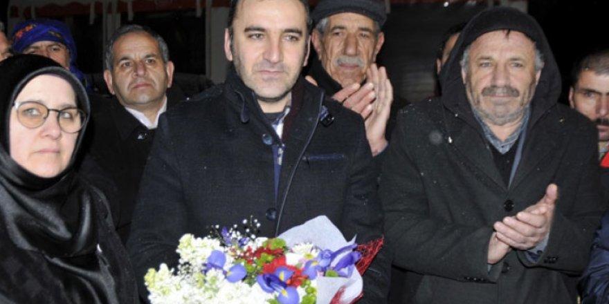 HDP'li Encü yeniden gözaltında