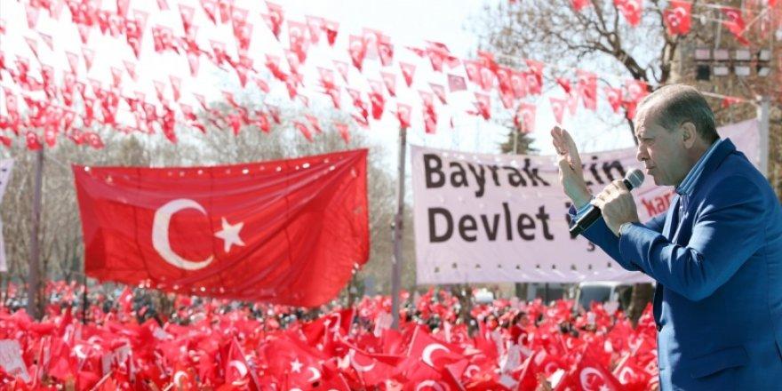 Erdoğan: Söz verip yerine getirmeyeni ifşâ edeceğim