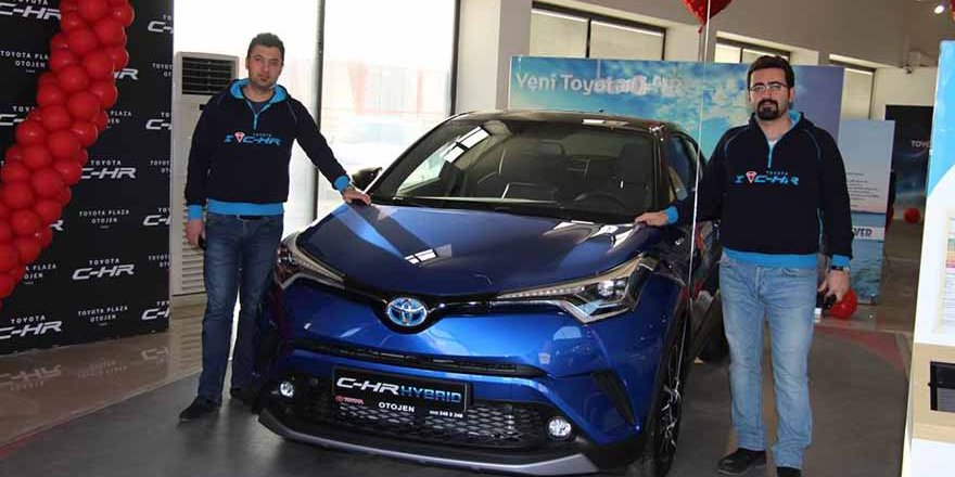 Toyota C-HR'ye tam not verildi