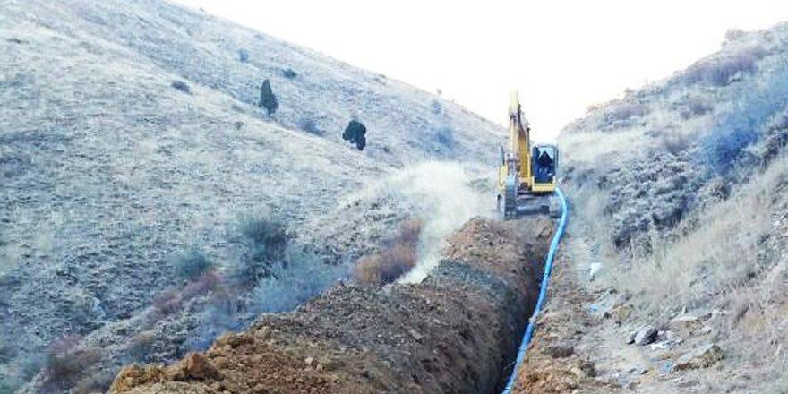 Beyşehir'e 3.2 milyonluk içme suyu yatırımı