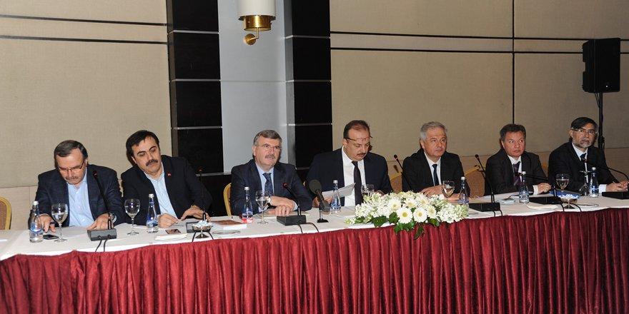 KOTEV'İN 2016 faaliyetleri değerlendirildi