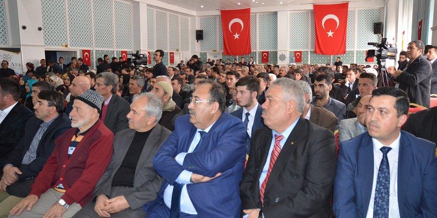 Ilgın'da referandum konferansı