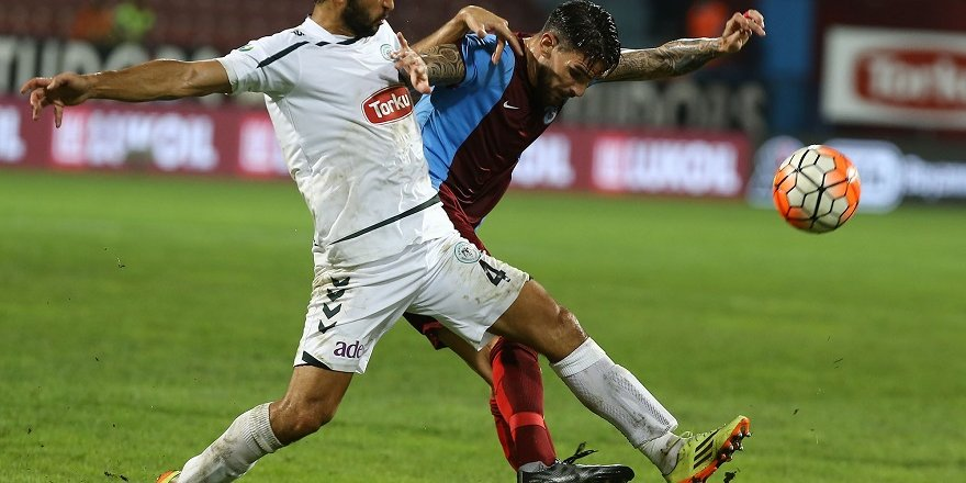 Trabzon'a geçit yok