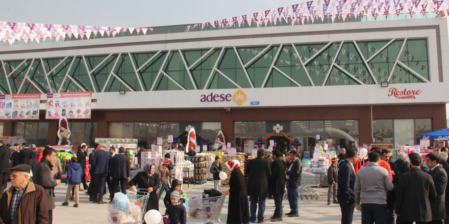 Adese'den Konya'ya yeni bir mağaza daha
