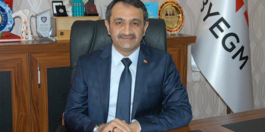 Cemil Paslı Konya'daki görevine veda etti