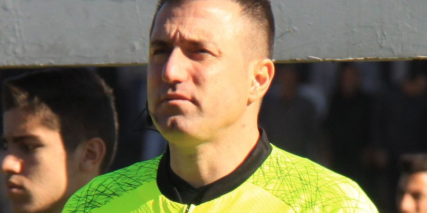 Sivasspor maçının hakemi Hüseyin Göçek