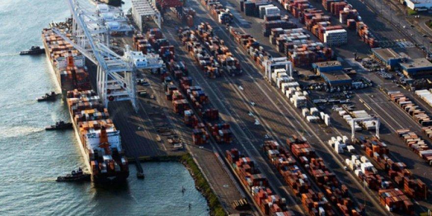 Dış ticaret açığında yüzde 10,3 artış
