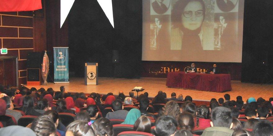 Tarık Buğra vefatının 23. yılında Akşehir'de anıldı