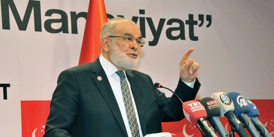 Saadet Partisi'nden AK Parti'ye transfer iddiasına yanıt