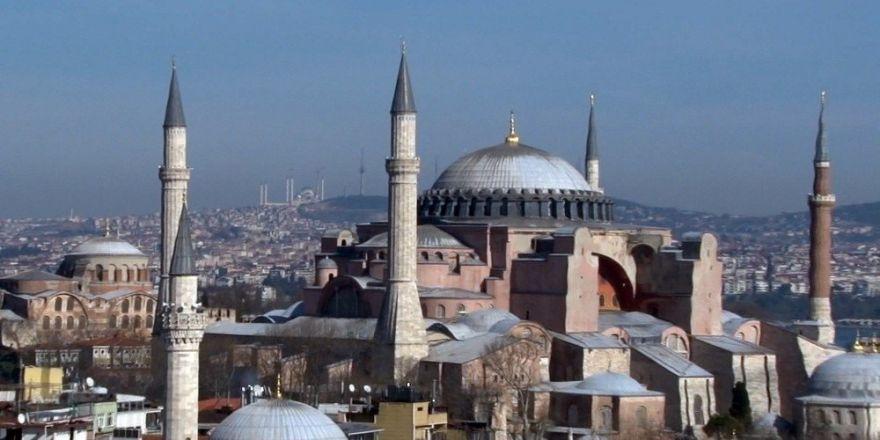Anayasa Mahkemesi'nden Ayasofya kararı