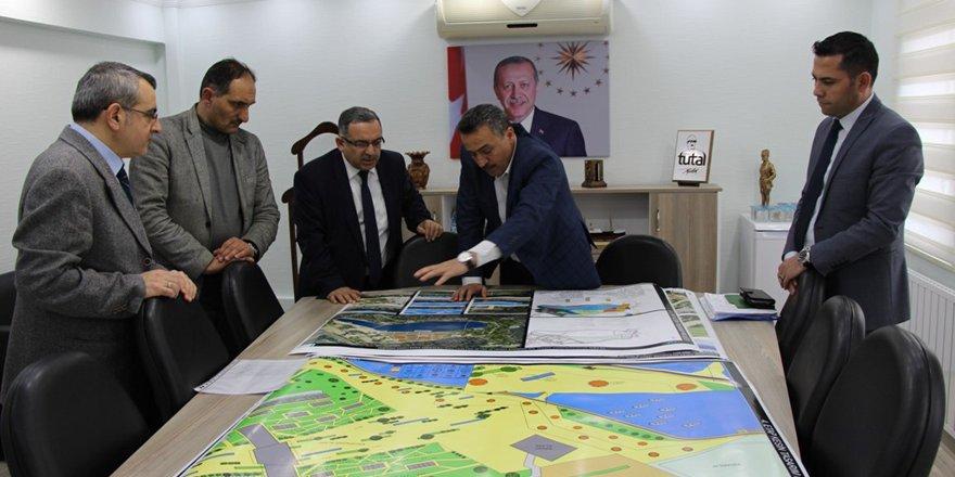 Seydişehir'e tabiat parkı kurulacak