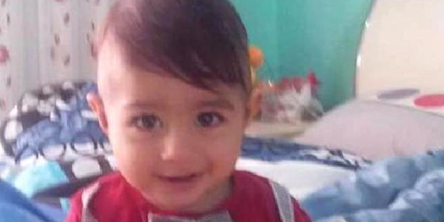 Kanepeden düşen 1.5 yaşındaki Arda Osman öldü