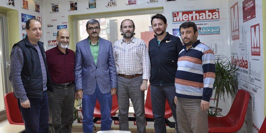 Seyit Karaca'dan Merhaba'ya ziyaret