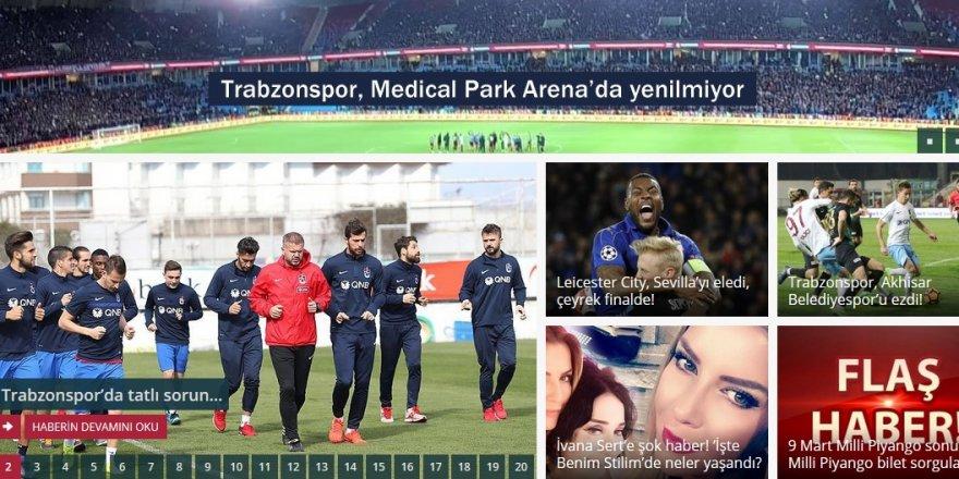 Trabzonspor haber sitesi – Tsajans.net
