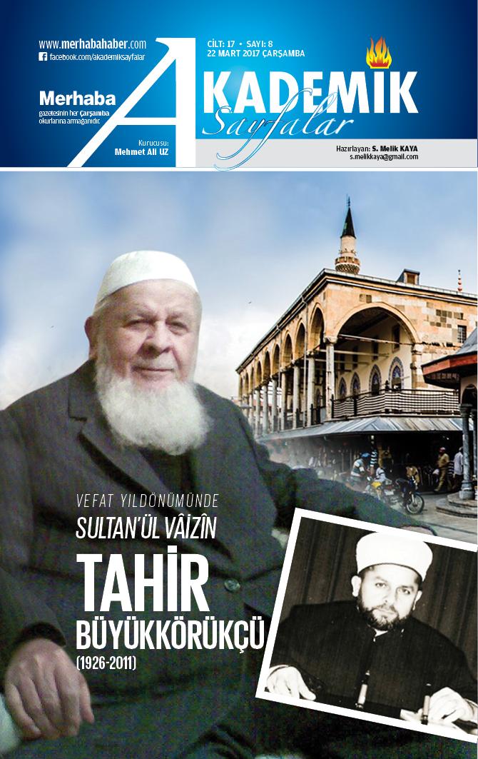 Cilt-17, Sayı-8, 22 Mart 2017