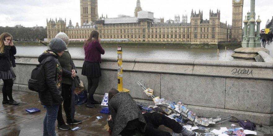 Londra'da terör saldırısı