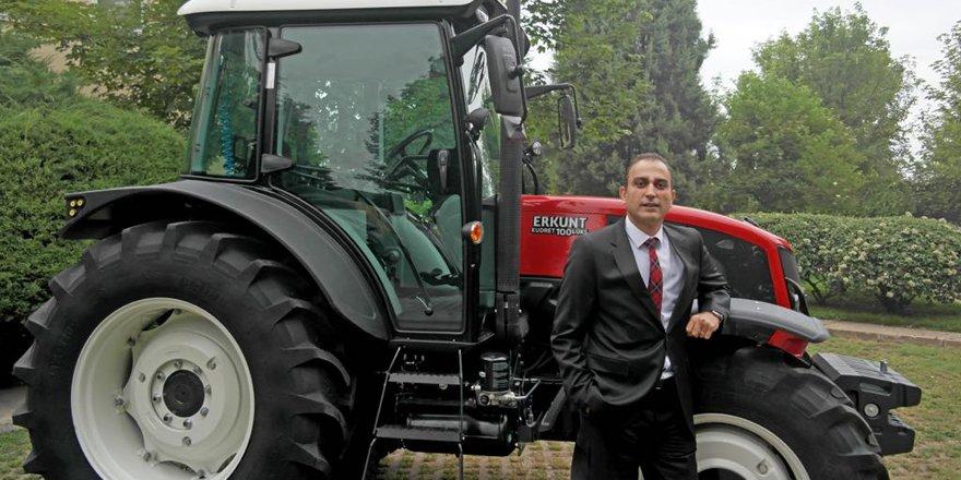 Erkunt Traktör'den çiftçiye yüzde 3 indirim