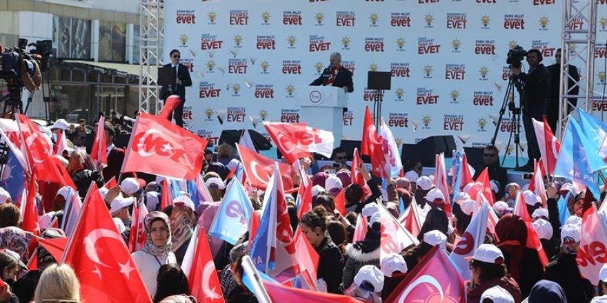 Yıldırım: Doğduğunda soyadı Kılıçdaroğlu değil Karakurt'tu
