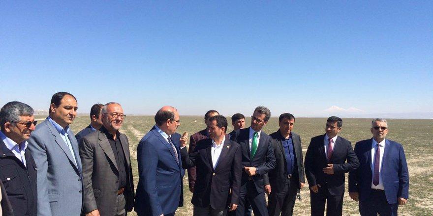 AK Parti Konya Milletvekili Altunyaldız Karapınar'da