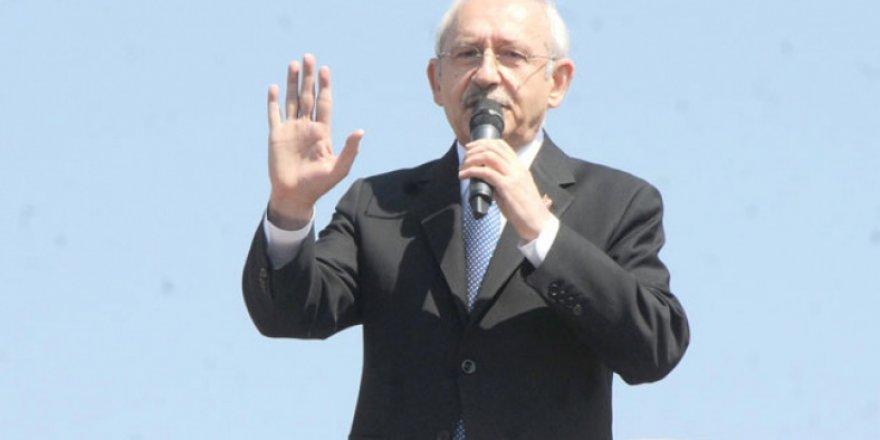 Kılıçdaroğlu: Kaç başkan yardımcısı olacak, belli değil